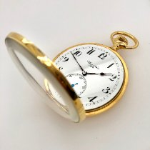 Ulysse Nardin Watch pre-owned 1900 Yellow gold Manual winding Watch only