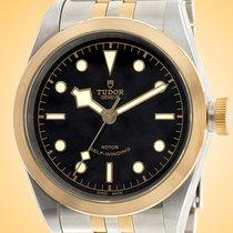 Tudor Black Bay 41 Gold/Steel 41mm Black