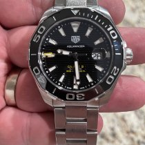 TAG Heuer Steel 43mm Automatic WAY201A.BA0927 pre-owned United States of America, Missouri, Wentzville