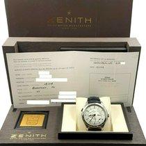Zenith Elite Dual Time Steel 44mm United States of America, California, San Diego