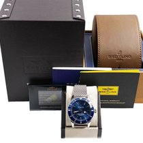Breitling Steel Automatic 44mm pre-owned Superocean