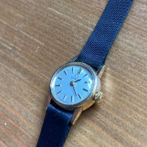 Omega Very good Gold/Steel 18mm Manual winding