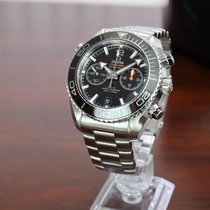 Omega Steel 45.5mm Automatic 215.30.46.51.01.001 new
