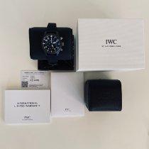 IWC Fliegeruhr Chronograph Top Gun neu 2021 Automatik Chronograph Uhr mit Original-Box und Original-Papieren IW389101