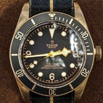 Tudor Black Bay Bronze M79250BA Very good Bronze 43mm Automatic