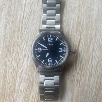 Sinn pre-owned Automatic Black Sapphire crystal 20 ATM