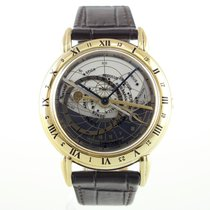 Ulysse Nardin Yellow gold 40mm Automatic 961-22 pre-owned