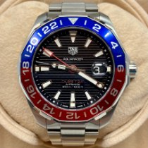 TAG Heuer Steel 43mm Automatic WAY201F.BA0927 pre-owned United States of America, Texas, The Woodlands