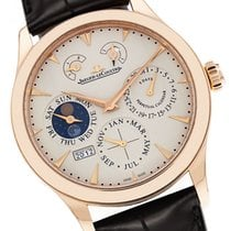 Jaeger-LeCoultre Master Eight Days Perpetual Rose gold 40mm Silver United States of America, Florida, North Miami Beach