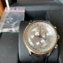 Maurice Lacroix Les Classiques Chronographe Steel 40mm Silver No numerals United States of America, New Jersey, Upper Saddle River