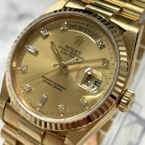 Rolex Day-Date 36 18238 Very good Yellow gold 36mm Automatic Australia
