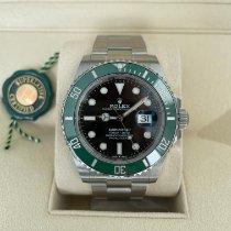 Rolex Submariner Date 126610lv Ungetragen Stahl 41mm Automatik