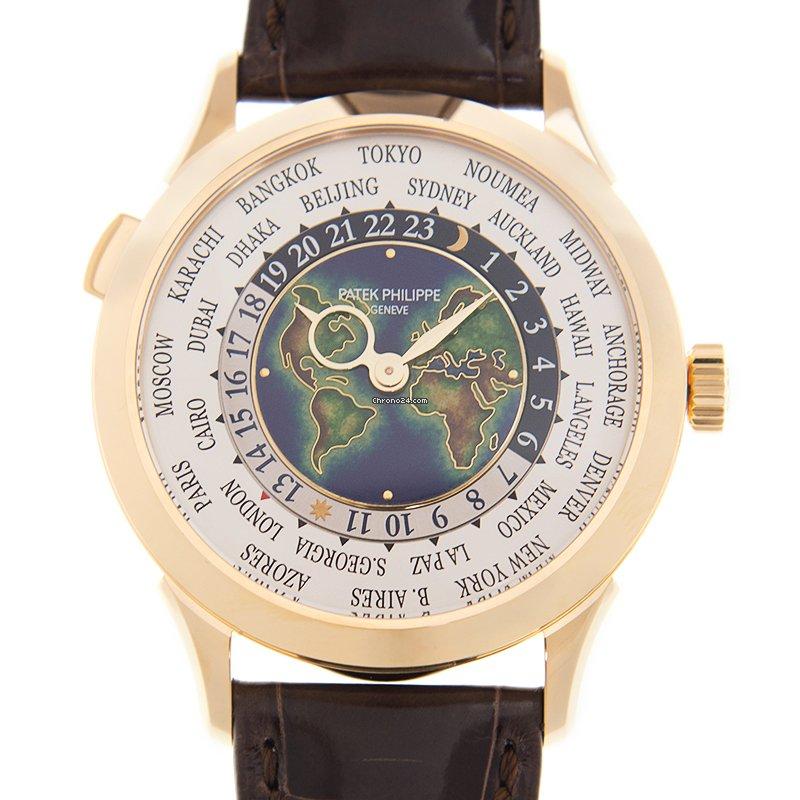 Patek Philippe World Time 5231J-001 novo