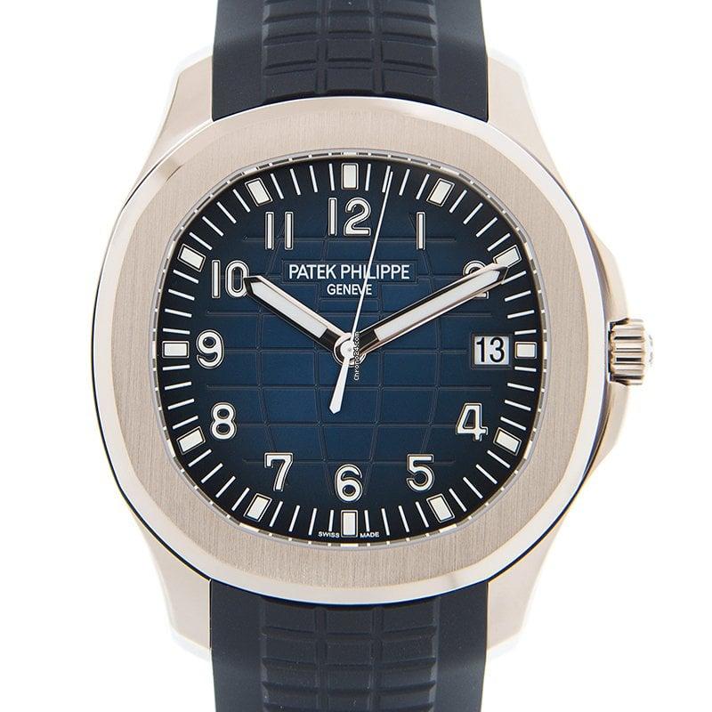 Patek Philippe Aquanaut 5168G-001 novo