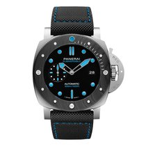Panerai Carbon 47mm Automatic PAM 00799 new United States of America, New York, New York