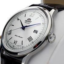 Orient (オリエント) バンビーノ ステンレス 40mm ホワイト ローマインデックス