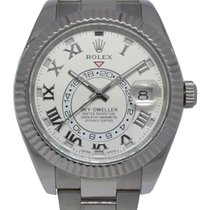 Rolex 326939 White gold 2012 Sky-Dweller 42mm pre-owned United States of America, Florida, Boca Raton