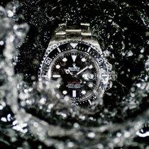 Rolex Sea-Dweller Stahl 43mm Schwarz Keine Ziffern Schweiz, Aarau, Suhr (Aargau)