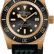 Nethuns Bronze 41mm 500 SB521B new