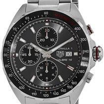 TAG Heuer Steel 44mm Automatic CAZ2012.BA0876 new