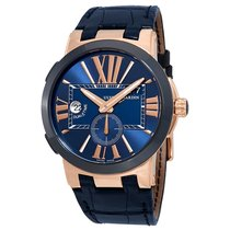 Ulysse Nardin 246-00/43 Rose gold 2021 Executive Dual Time 43mm new