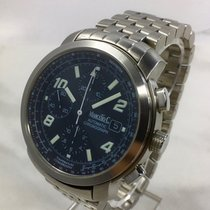 Marcello C. Steel 43mm Automatic pre-owned