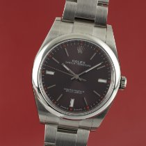 Rolex Oyster Perpetual 39 Staal 39mm