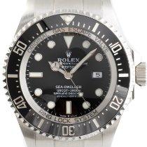 勞力士 Sea-Dweller Deepsea 鋼 43mm 黑色