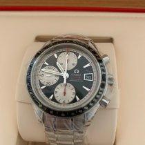 Omega Speedmaster Date nuevo 2010 Automático Cronógrafo Reloj con estuche y documentos originales 3210.51.00