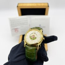 Perrelet Yellow gold Automatic Green pre-owned