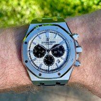 Audemars Piguet Royal Oak Chronograph 26331ST.OO.1220ST.03 Sehr gut Stahl 41mm Automatik Schweiz, Grenchen