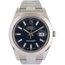 Rolex Datejust II Steel 41mm Blue UAE, Dubai