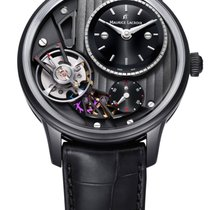 Maurice Lacroix (モーリス・ラクロア) マスターピース グラビティー 新品 2020 自動巻き 正規のボックスと正規の書類付属の時計 MP6118