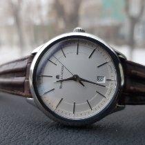 Maurice Lacroix Les Classiques Date Steel 38mm Silver No numerals