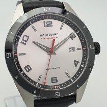 Montblanc 116058 Steel 2019 Timewalker 41mm new