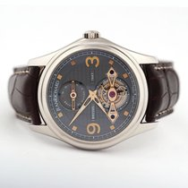 JeanRichard White gold 42mm Manual winding 97112 pre-owned United States of America, Florida, Aventura