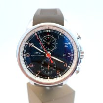 IWC Steel 45mm Automatic IW390204 pre-owned