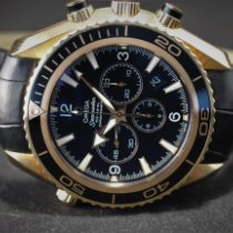 Omega 222.63.46.50.01.001 Rose gold 2012 Seamaster Planet Ocean Chronograph 45,5mm pre-owned