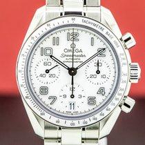 Omega Steel Automatic Arabic numerals 38mm Speedmaster Ladies Chronograph