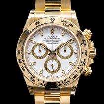 Rolex Daytona 116508 New Yellow gold 40mm Automatic United States of America, Massachusetts, Boston