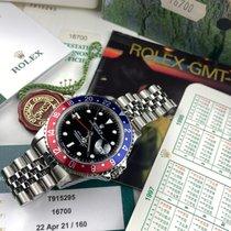 Rolex GMT-Master 16700 Unworn Steel 40mm Automatic