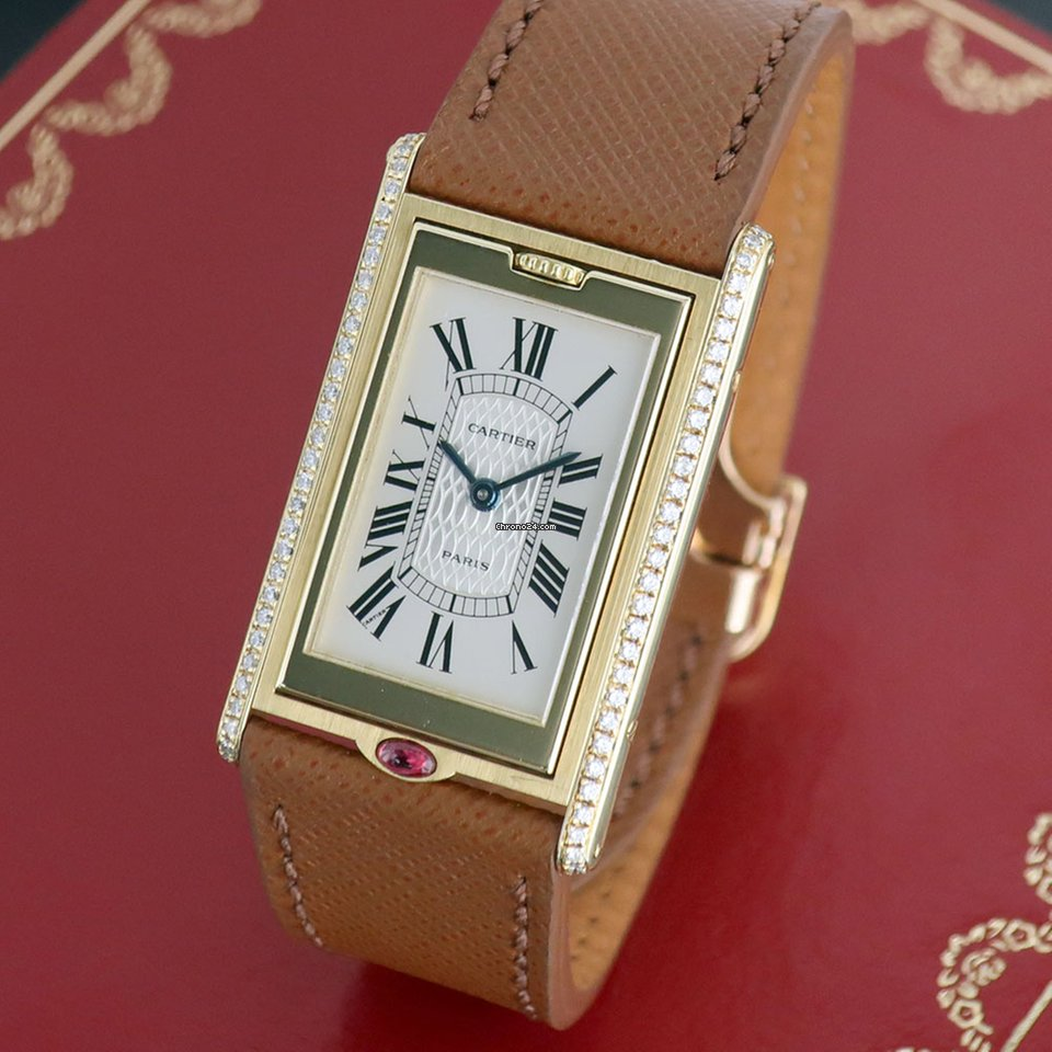 Cartier Tank (submodel) 1997 pre-owned