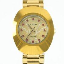 Rado Original Золото/Cталь 21mm Золотой