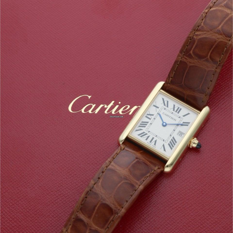 Cartier Tank Louis Cartier W1529756 2021 new