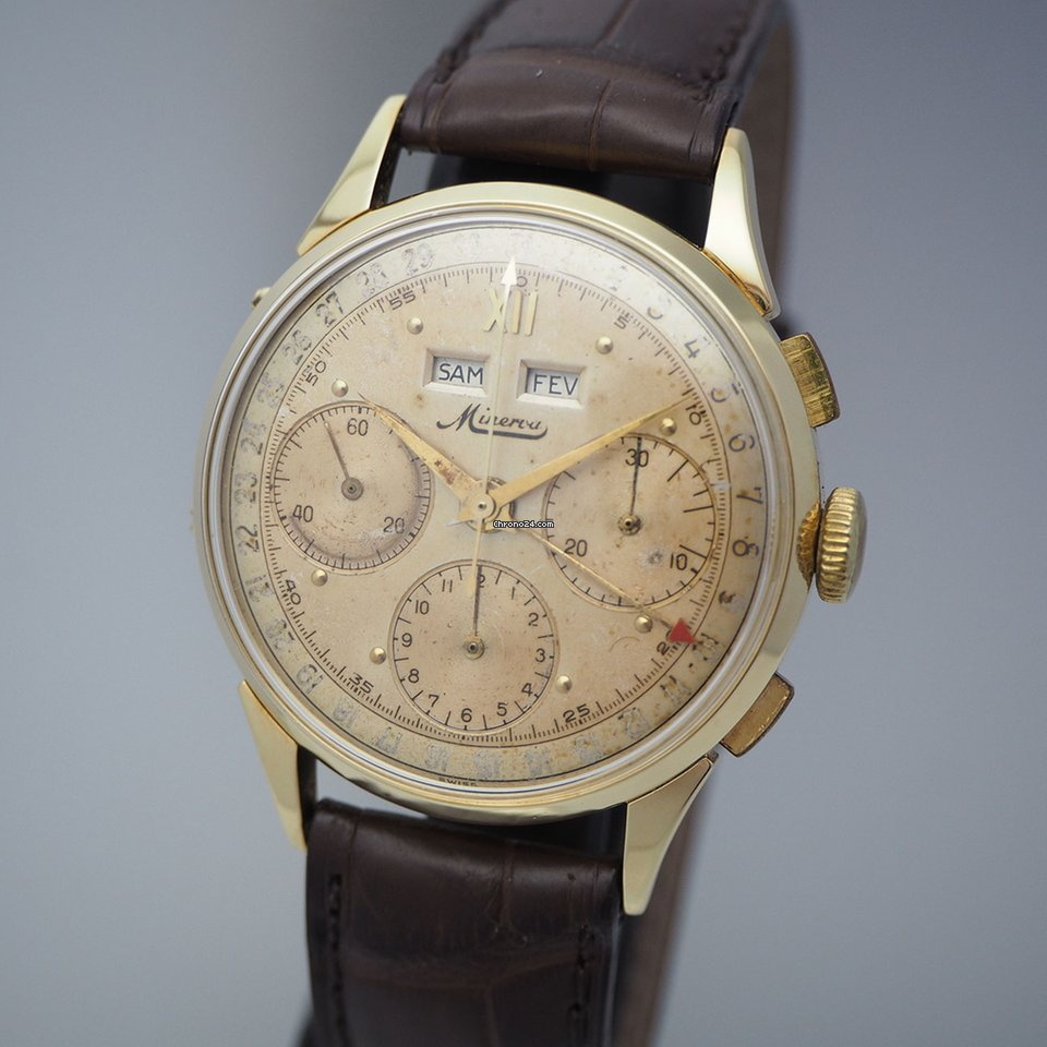 Minerva 1960 pre-owned