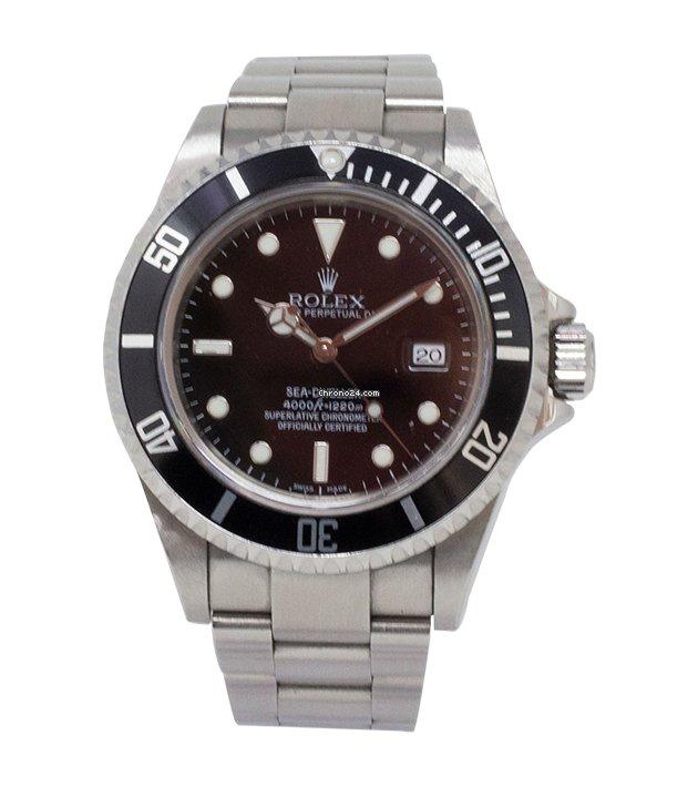 Rolex Sea-Dweller 4000 16600 2006 occasion