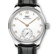 IWC IW358303 Steel 2021 Portuguese Automatic 40.4mm new