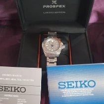 Seiko Prospex Steel Grey
