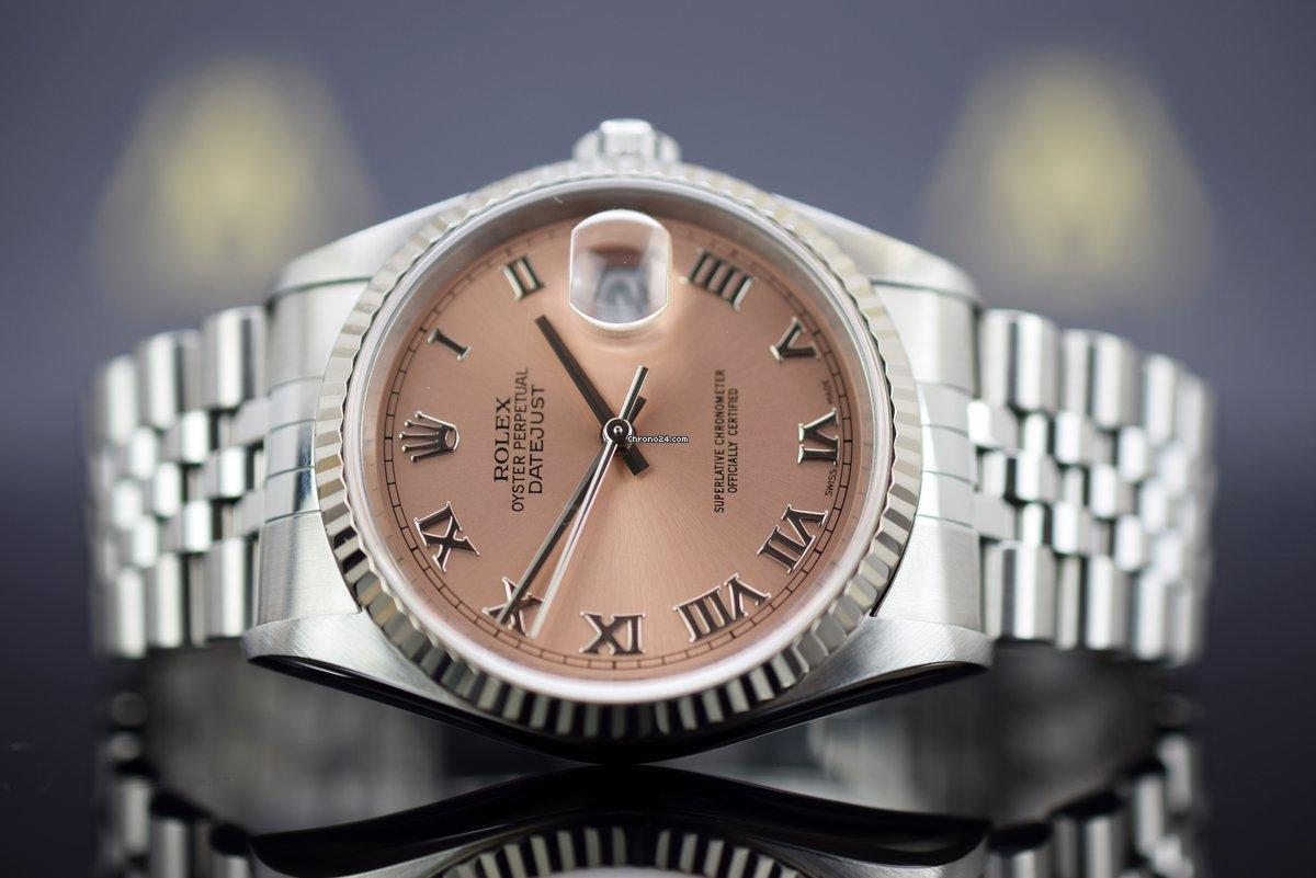 Rolex Datejust 16234 1999 gebraucht