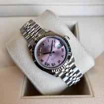 Rolex Lady-Datejust Steel 28mm Pink United Kingdom, London